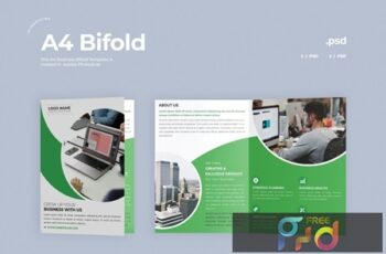 Business Bifold Brochure CSFVENK 7