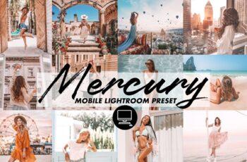 Mobile Lightroom Preset Mercury 3447156 7