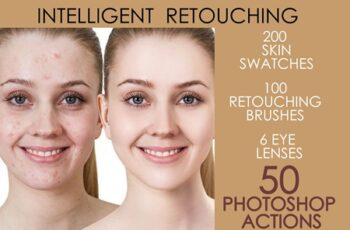 50 Photoshop Actions Retouching Skin 4167869 2