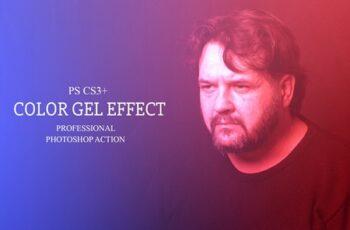 Color Gel Effect - Photoshop Action 4145587 6