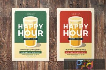 Happy Hour Flyer QZPXV9Y 6