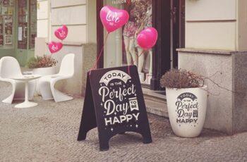 Slate Mockup for Love 4179747 5