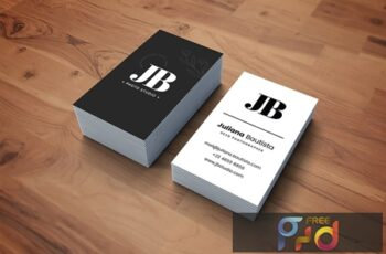Business Card PR293LJ 5