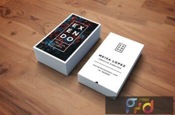 Business Card 7DCEZJS