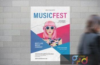 Musicfest Flyer C5RNTAP 6