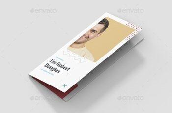 Brochure – Resume Tri-Fold 24767799 4