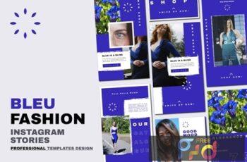 Fashion Bleu Instagram Stories 8G2FP59 5