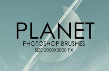 Planet Photoshop Brush Set 1838856 4