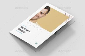 Brochure – Resume Bi-Fold 24786855 6