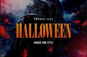Halloween Horror Text Effect 24729608 5