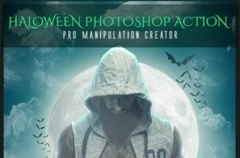 Halloween Photoshop Action 24749398 7