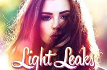 Light Leaks CS4+ Photoshop Action 24580816 6