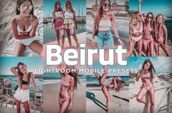 Mobile Lightroom Presets - Beirut 4179350 5
