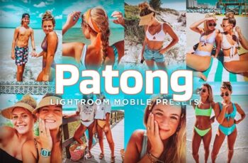 Mobile Lightroom Presets - Patong 4179357 8