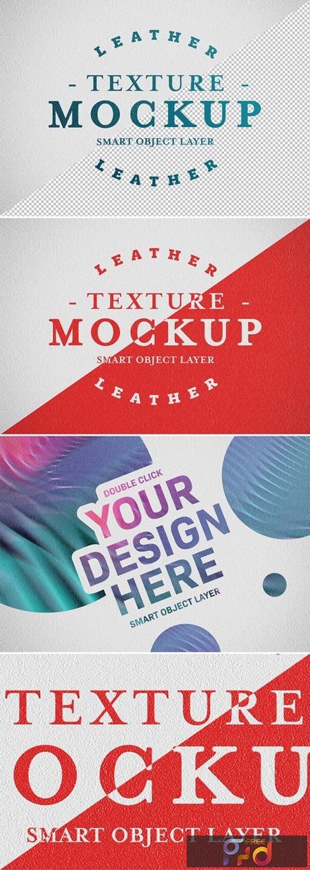 Leather Texture Mockup 293604149 1