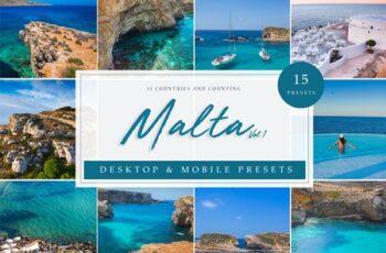 LR Presets Malta Vol. 1 4114883 3