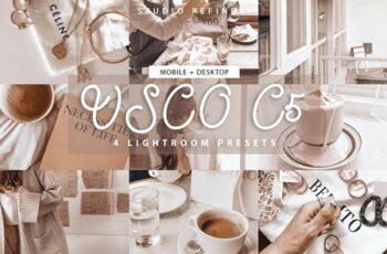 VSCO C5 Lightroom Presets 4156103 7