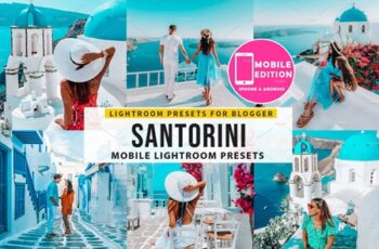 Santorini Lightroom Mobile Presets 4207365 6
