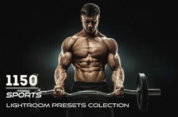 1150 Sports Lightroom Presets 3900491