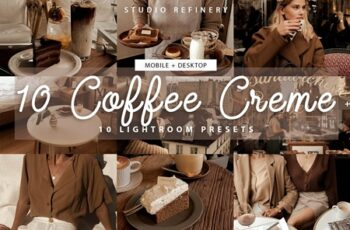 Brown Coffee Lightroom Presets 4156085 4