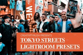 Tokyo Streets Lightoom Presets 4164434 7