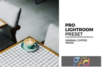 Minimal Coffee Mood Lightroom Preset NQFWNCM 5