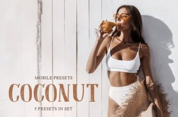 Coconut Mobile Presets 4120620 4
