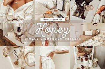 Honey Lightroom Presets 4156104 7