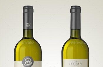 Premium White Wine Mockup 6747948 6