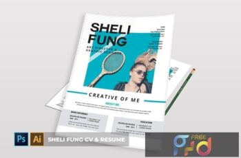 Sheli fung CV & Resume SNS4D4P 5