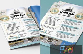 Umrah Flyer N2JZ59L 3