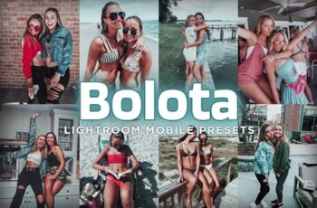 7 Mobile Lightroom Presets - Bolota 4179353 5