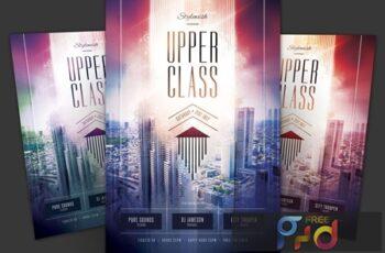 Upper Class Flyer 26GCWT4 5