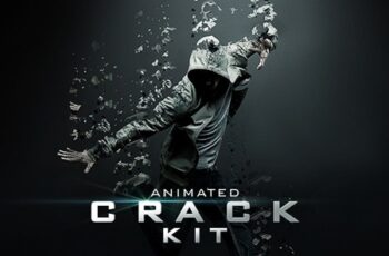 Gif Animated Crack Kit Photoshop Action 18756373 4