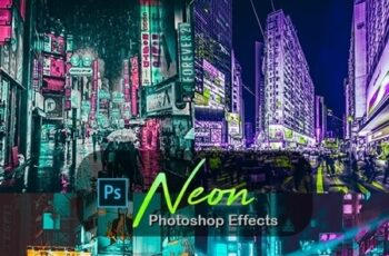 Neon Photoshop Effects 24736828 5