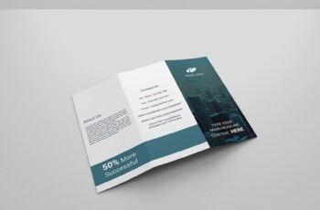 6 Business Tri-fold Brochures 4160628 6