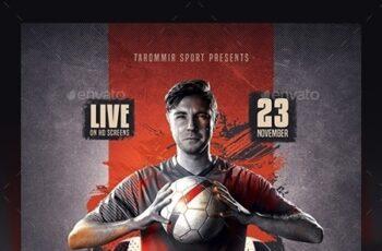 Soccer Championship Flyer 24867191 6