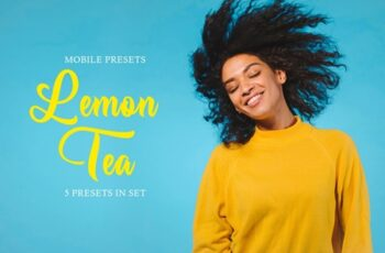 Lemon Tea Mobile Presets 4235266 6