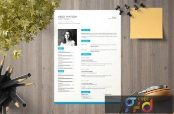 CV Resume 69254M6 5