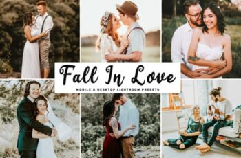 Fall in Love Lightroom Presets Pack 1958964 3