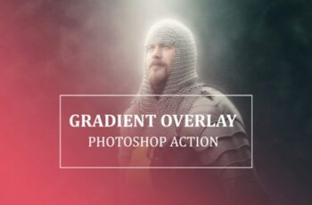 Gradient Overlay - Photoshop Action 1949261 7