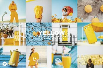 58. Yellow Preset 4208044