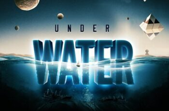 Underwater Text Logo Effect 4244107 6