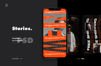 Instagram Story Template 1915857 3