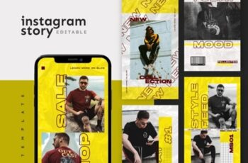 Instagram Story Template 1915913 5