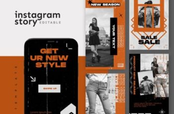 Instagram Story Template 1915940 2