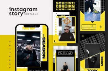 Instagram Story Template 1915973 4