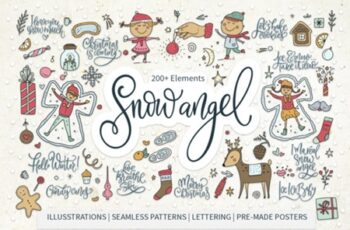 Snow Angel Big Christmas Pack 1916196 2