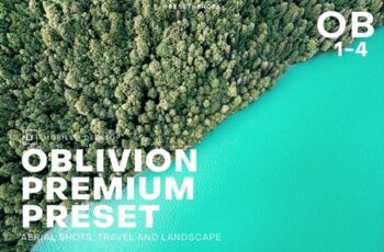 OBLIVION Quality Lightroom Preset 4239890 6