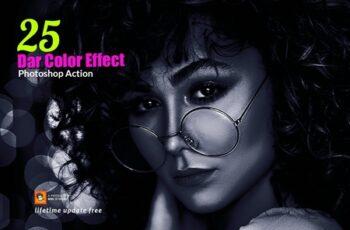 Dark Color Effect Action 3747486 9